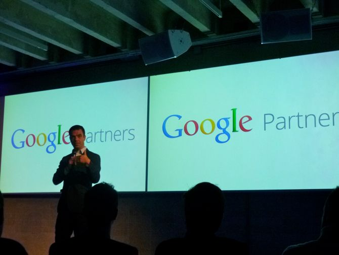 google partners madrid