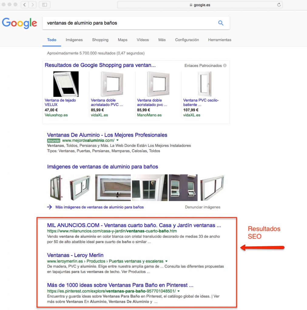 Seo para empresas de materiales de construcción