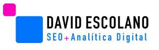 Consultor SEO y Analítica Web – David Escolano