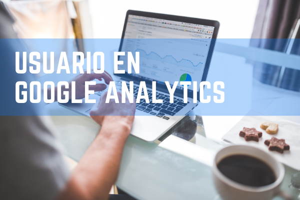 usuario en google analytics