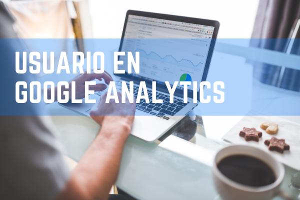 usuario en google analytics